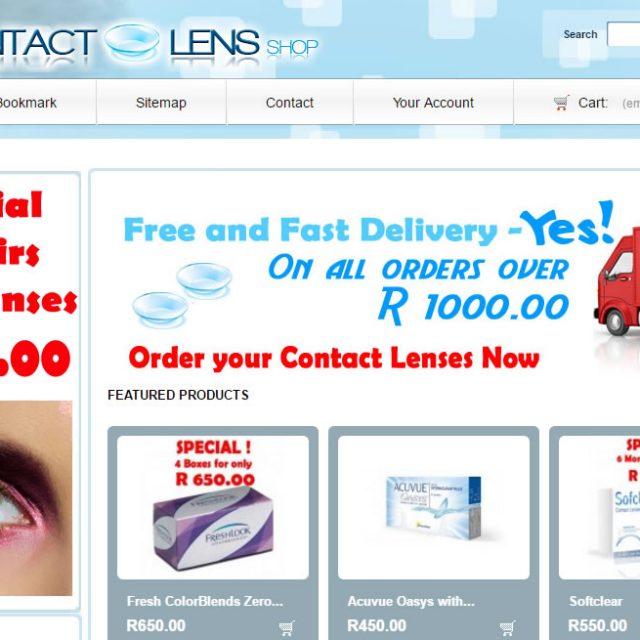 The Contact Lens Shop