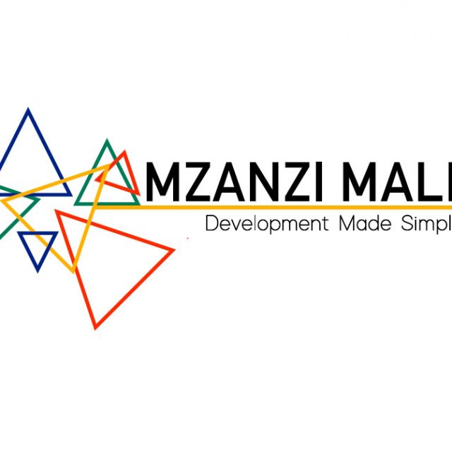 Mzanzi Mall Logo Design