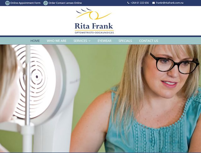 Rita Frank Optometrists