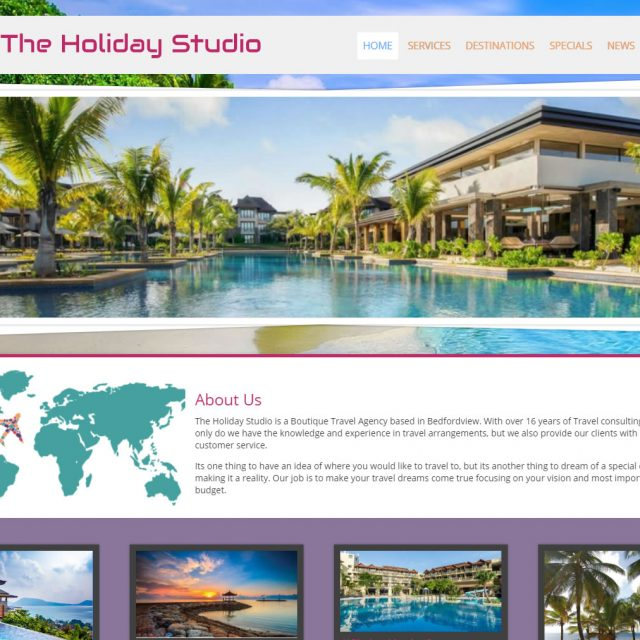 The Holiday Studio